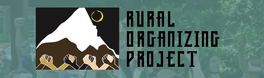 Rural Organizing Project logo